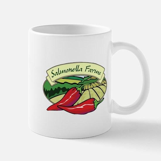 Salmonella Farms - Jalapeno Peppers Mug