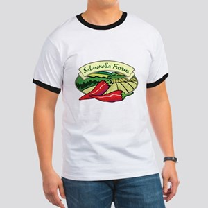 Salmonella Farms - Jalapeno Peppers Ringer T