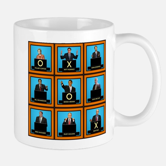 Presidential Squares Mug
