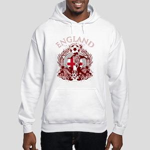 England Soccer Hooded Sweatshirt