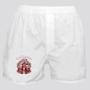 England Soccer Boxer Shorts