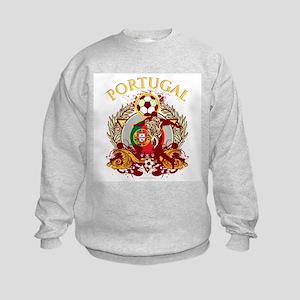 Portugal Soccer Kids Sweatshirt