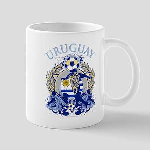 Uruguay Soccer Mug