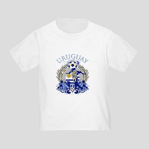 Uruguay Soccer Toddler T-Shirt
