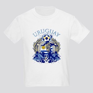 Uruguay Soccer Kids Light T-Shirt