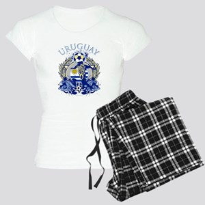 Uruguay Soccer Women's Light Pajamas