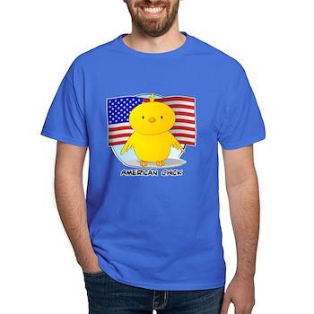 American Chick Dark T-Shirt