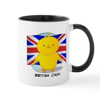 British Chick Mug