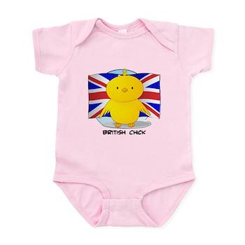 British Chick Infant Bodysuit