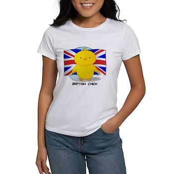 British Chick Women's T-Shirt