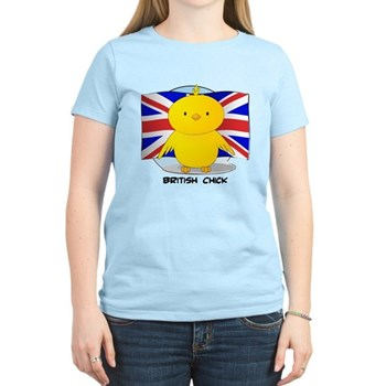 British Chick Women's Light T-Shirt