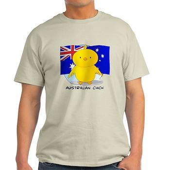 Australian Chick Light T-Shirt