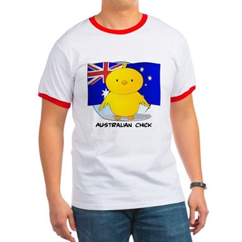 Australian Chick Ringer T