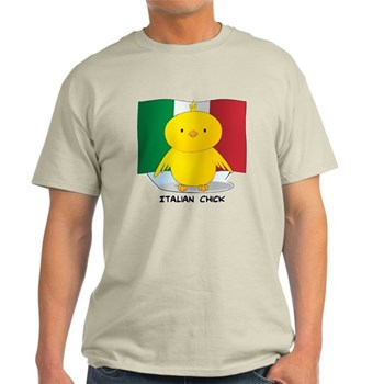 Italian Chick Light T-Shirt