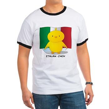 Italian Chick Ringer T