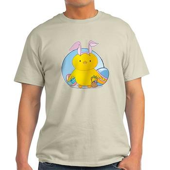 Easter Bunny Chick Light T-Shirt