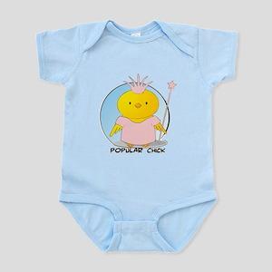 Popular Chick Infant Bodysuit