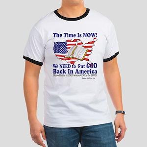 Put God Back in America Ringer T