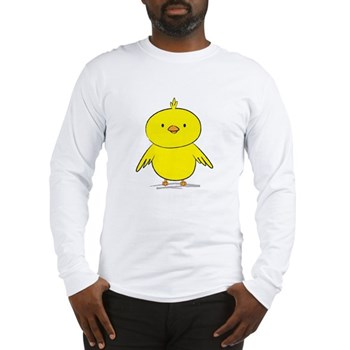 Whee! Chick Long Sleeve T-Shirt