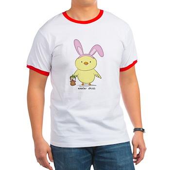 Easter Chick Ringer T