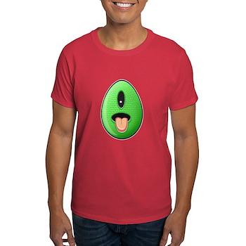 Alien Easter Egg Dark T-Shirt