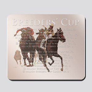 Breeders' Cup Mousepad