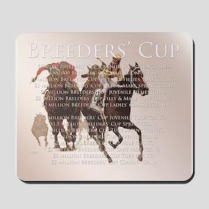 Breeders' Cup Mousepad