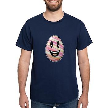 Laughing Easter Egg Dark T-Shirt