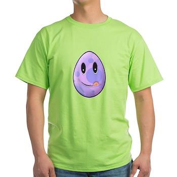 Polka Dot Easter Egg Light T-Shirt