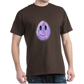 Polka Dot Easter Egg Dark T-Shirt