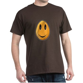 Orange Easter Egg Dark T-Shirt