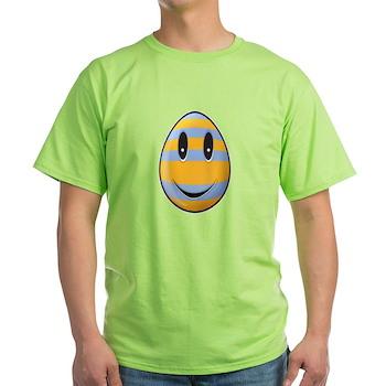 Smiley Easter Egg Light T-Shirt