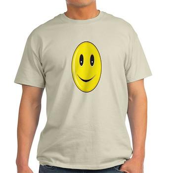 Long Face - Smile Light T-Shirt