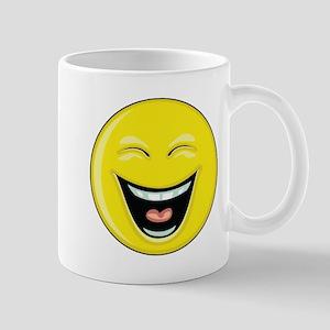 "Smiley Face - ""LOL"" Laughing Mug"