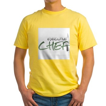 Green Executive Chef Light T-Shirt
