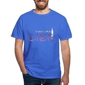 Purple Executive Chef Dark T-Shirt