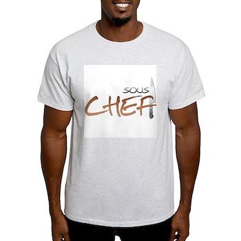 Orange Sous Chef Light T-Shirt
