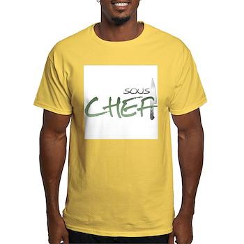 Green Sous Chef Light T-Shirt