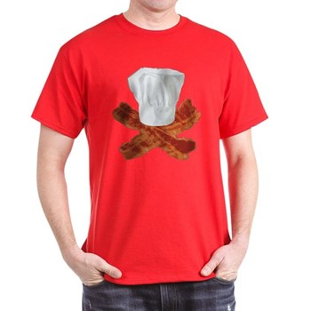 Bacon Chef Dark T-Shirt