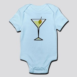 Dirty Martini Infant Bodysuit