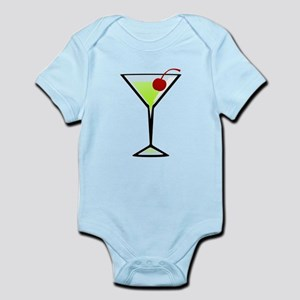 Green Apple Martini Infant Bodysuit