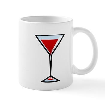 Vampire Martini Mug