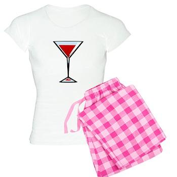 Vampire Martini Women's Light Pajamas