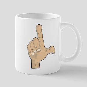 Hand - Loser Fingers Mug