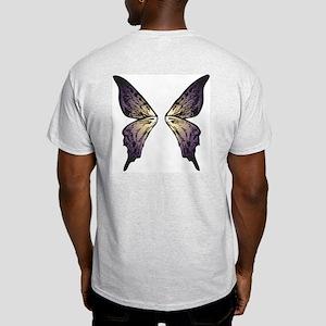 Sunset Butterfly Wings Light T-Shirt