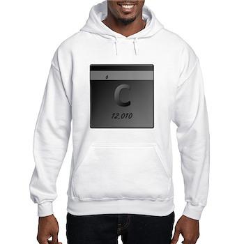 Carbon (C) Hooded Sweatshirt