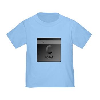 Carbon (C) Toddler T-Shirt