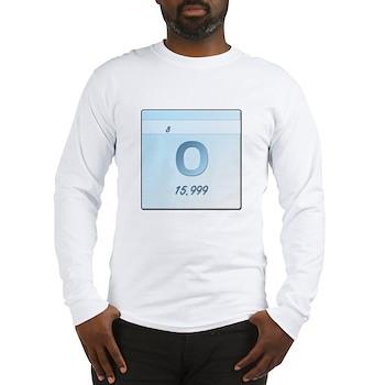 Oxygen (O) Long Sleeve T-Shirt