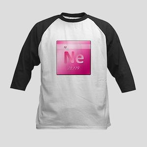 Neon (Ne) Kids Baseball Jersey