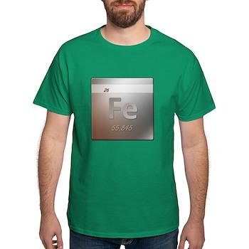Iron (Fe) Dark T-Shirt